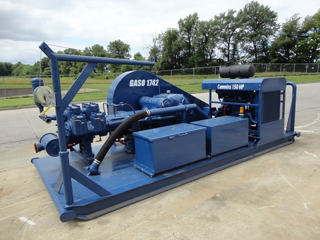 Gaso 1742 Mud Pump