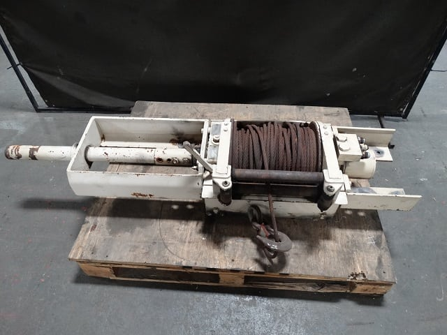 6000# Hydraulic Helper Winch