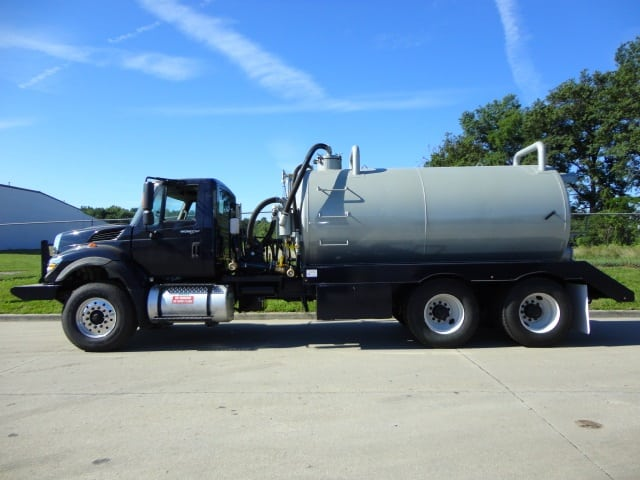 Past Project: Tank Truck