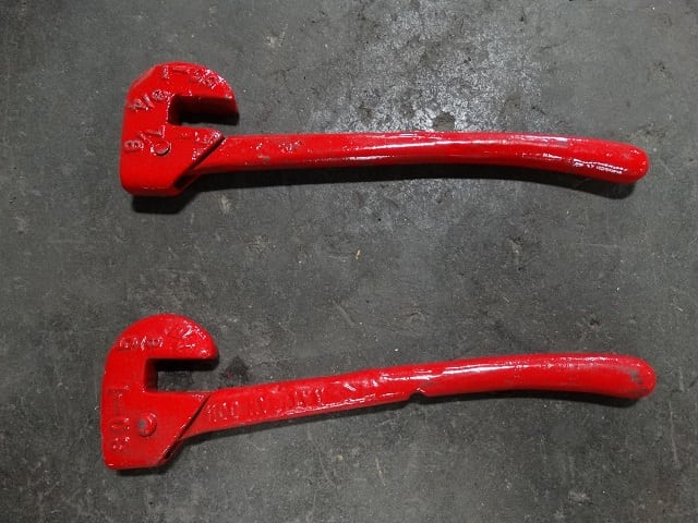 Rod Wrenches (Snap)